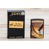 Zippo Cigar Aficionado Nuevo
