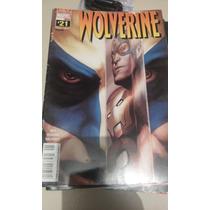 Comic De Coleccion Marvel Wolverine No. 21 Edit. Televisa