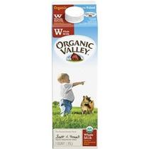 Organic Valley Ultra Pasteurizada Leche Entera 32 Onza - 12