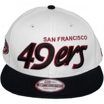 Gorras Originales New Era Nfl San Francisco 49ers 9fifty