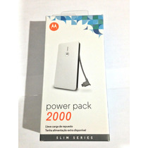 Power Pack 2000 Slim Series Envio Gratis!