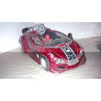 Spider Man Carro Del Hombre Araña Spidercar Spiderman Hasbro