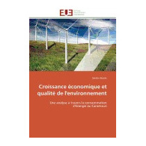 Croissance Economique Et Qualite De, Sandra Boade