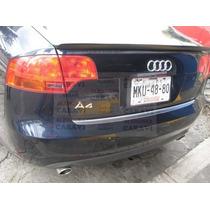 Aleron Mini Para Audi Modelo Flush Audis A4