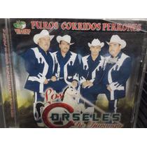 Los Corceles De Durango Puros Corridos Perrones Cd Nuevo