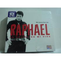 Raphael. Mi Gran Noche. 50 Éxitos De Mi Vida