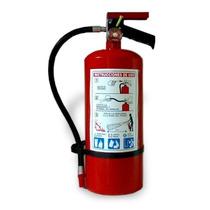 Extintores 4.5 Kgs C/carta Responsiva E Instalación En Df