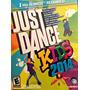 Wii U - Just Dance Kids 2014 (aceptamos Mercado Pago Y Oxxo)