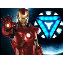 Kit Imprimible Iron Man Tarjetas Cumples Y Mas