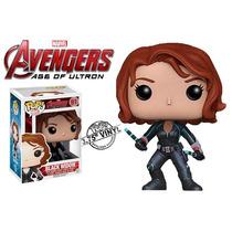 Funko Pop Black Widow Viuda Negra Avengers Age Of Ultron