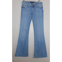 Weather Vane!! Modernos Jeans Acampanados, Strech, Talla 3