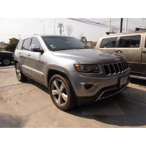 Jeep Grand Cherokee Limited 4x4 Plata 14 Blindaje 4