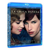 La Chica Danesa The Danish Girl , Pelicula En Blu-ray