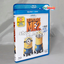 Mi Villano Favorito 2 - Blu-ray + Dvd