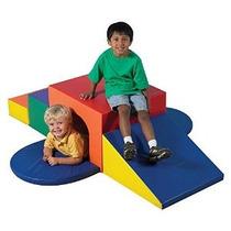 Childrens Fábrica Cf321-049 Suave Túnel Climber