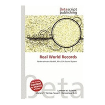 Real World Records, Lambert M Surhone