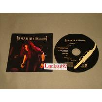 Shakira Unplugged 2000 Columbia Cd