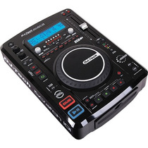 Dj Tech Iscratch 101v2 Reproductor Cd / Mp3 Con Dsp Sampler