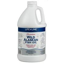 Aceite De Salmon Alaska 100% Natural Pelo Piel Perros Gatos