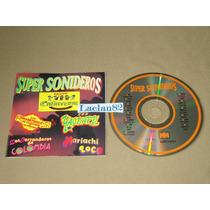Super Sonideros 97 Orfeon Cd Yaguaru Dinamiteros Parranderos