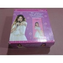 Violetta De Disney Colchoneta Inflable Grande Original
