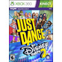 Kinect Just Dance Disney Party 2 Nuevo Sellado Xbox 360