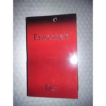 Fahrenheit By Dior Muestra 1ml Rdw
