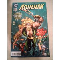 Comics Vid Liga Aquaman Guerra De Reyes