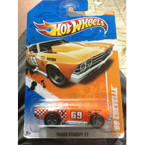 Hot Wheels 69 Chevelle (track Stars 11)