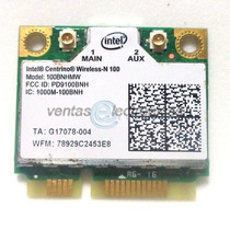 Tarjeta Wireles Intel Centrino Advanced-n 100 Ipp3