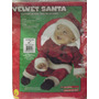Dr.veneno Disfraz Velvet Santa Claus 0-6 Meses