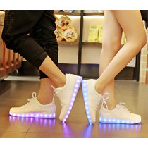 Tenis Led,moda Led Shoes Tenis Luminosos Envio Gratis!unisex