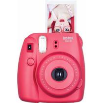 Camara Digital Fujifilm Instax Mini 8 Instant Film Roja