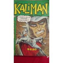Kaliman El Hombre Increible #700, Promotora K