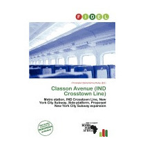 Classon Avenue (ind Crosstown Line), Christabel Donatienne