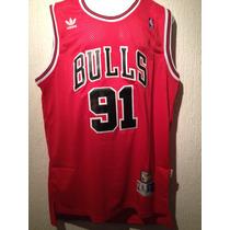 Dennis Rodman Clasico Chicago Bulls Envio Gratis!!