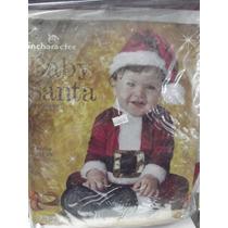 Dr.veneno Disfraz Santa Claus Para Bebe