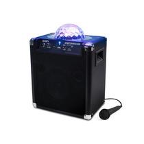 Sistema De Altavoces Bocina Portatil Ion Audio Microfono