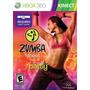 Zumba Fitness Join The Party Para Xbox 360 - Blakhelmet C