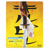 Kill Bill Vol 1 Uno Steelbook Tarantino , Pelicula Blu-ray
