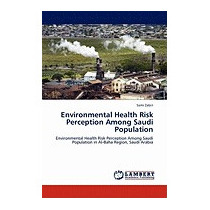 Environmental Health Risk Perception Among Saudi, Sami Zabin