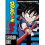 Dragon Ball Temporada 1 Uno Uncut Serie Anime Importada Dvd