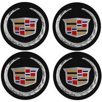 4 Tapones Cadillac 2004-2009 Cadillac Dts Srx Cts Cts-v Xl