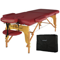 Portable Massage Table W/free Carry Case T1 Chair Bed Spa Fa