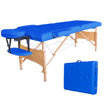 Mesa Para Masaje Portatil Blue Portable Massage T1 84