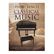 Piano Bench Of Classical Music, Volume 2, Amsco Publications