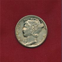 One Dime 1944 · Plata 0.900