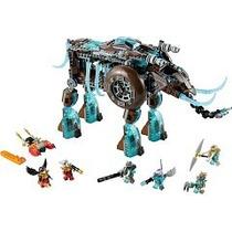 Lego - Chima 70145 - El Mamut Demoledor De Maula