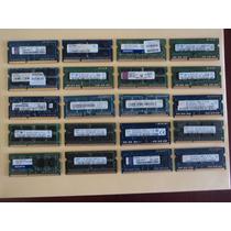Memoria Ram Laptop Sodimm Ddr3 2gb 1066mhz 1333mhz 1600mhz