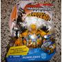 Bumblebee Transformers Beast Hunters Delujo Deluxe Class